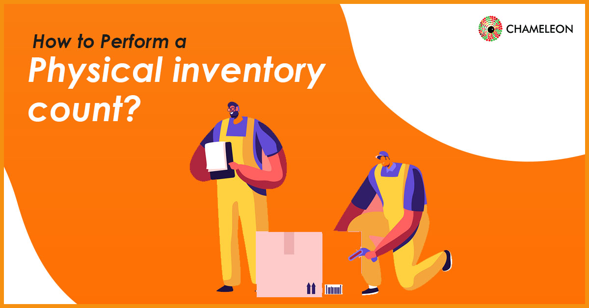 How to Perform a Physical Inventory Count