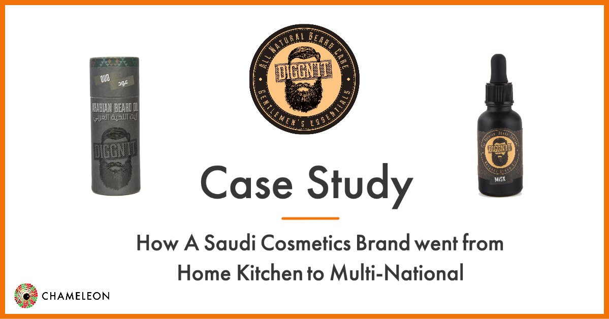Case Study: How a Saudi Cosmetics Brand went from Home Kitchen to Multi-National