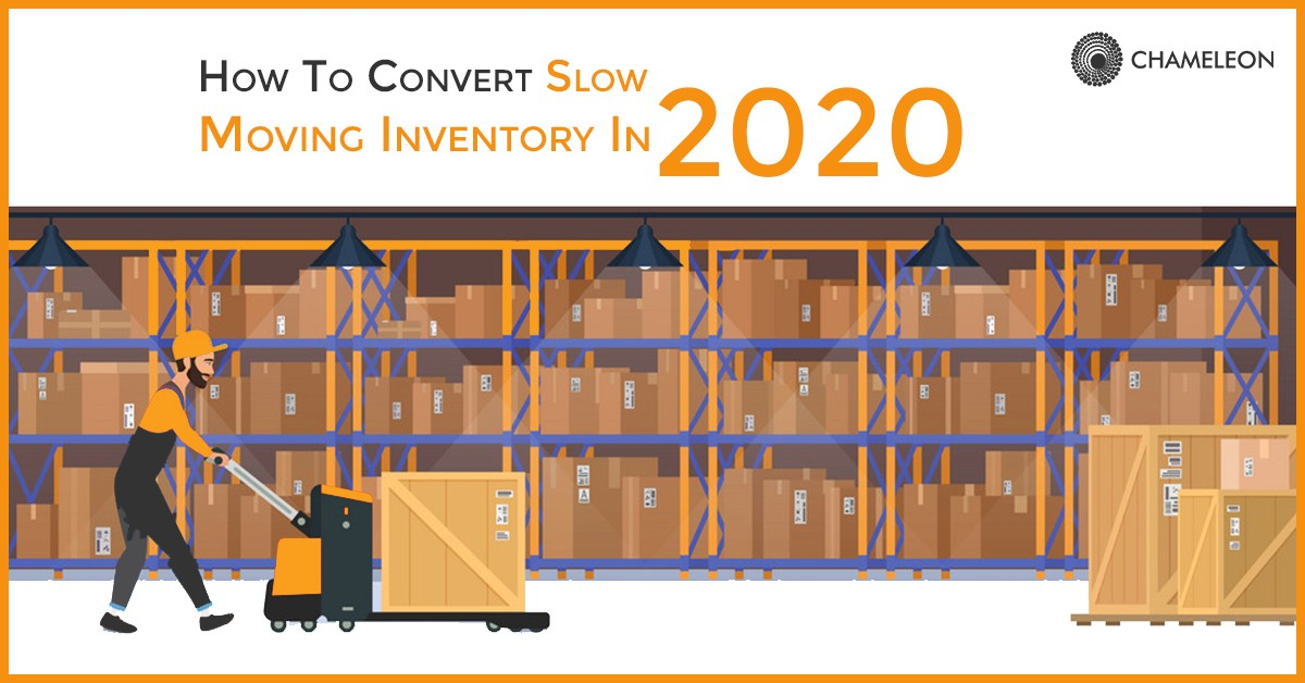 How to convert slow moving inventory in 2020